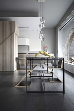Turin Apartment by UdA