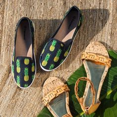 Wear These Lovely Shoes at Francesca's