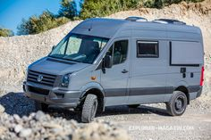 VW Crafter 4motion                                                                                                                                                                                 Mehr