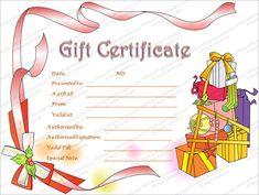 Owl Birthday Gift Certificate Template Pinned By WwwMyowlbarnCom