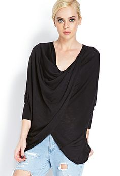 ad38a94625 Be Seen Dolman Sweater