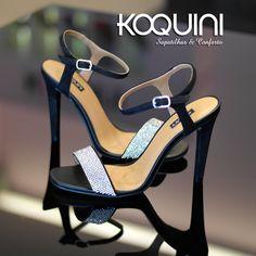 Tem festa hoje? #koquini #sapatilhas #euquero #saltoalto Compre Online: http://koqu.in/1U6OeyL