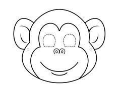 Mascaras de animales para colorear | Bebeazul.top Tatty Teddy, After School, Coloring Pages, Symbols, Letters, Halloween, Diy, Costumes, Printable Masks