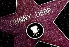 Johnny Depp's star on the Hollywood Walk of Fame