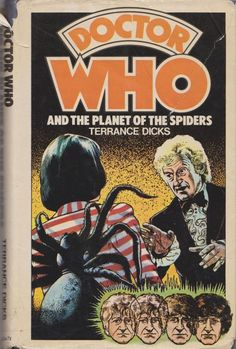 Planet of the Spiders. Doctor Who