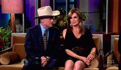 HAGMAN + GRAY | Larry Hagman, Patrick Duffy and Linda Gray The cast of TNT 'Dallas ...