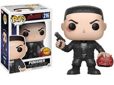 Coming soon to the toy section near you: Jon Bernthal's Punisher from Funko Pop toys! Now I'll have to find more harps for Jonny to play when he arrives at