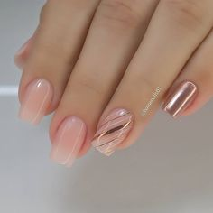50 Beautiful Summer Short Square Nails Recommended - Latest Fashion Trends For Woman Frensh Nails, Chic Nails, Stylish Nails, Swag Nails, Pink Nails, Acrylic Nails, Grunge Nails, Manicures, Coffin Nails