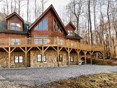 Black Mountain Vacation Rentals: Grandview Lodge - Old Fort, NC