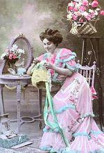 Vintage Rose Album: Wszyscy lubimy prezenty i św. Mikołaja ;)