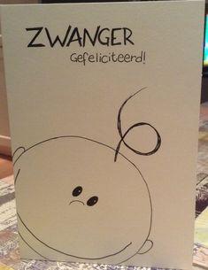 Handlettering zwanger