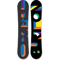 Burton Hero Snowboard - 2011/2012