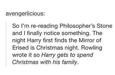 How many things has Rowling masterfully hid in the HP books that we've still yet to realize?!