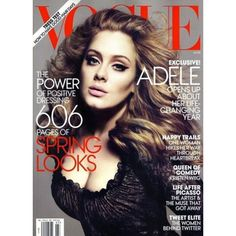 55% off Vogue Magazine Subscription : $7.99 (9/8 only)