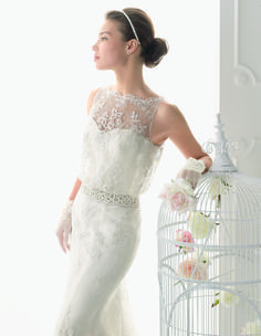 Aire Barcelona 2014 Bridal Collection - Belle The Magazine Used Wedding Dresses, Wedding Dress Sizes, Bridal Dresses, Wedding Gowns, Wedding Blog, Aire Barcelona Wedding Dresses, Sophisticated Bride, Special Dresses, Bridal Collection