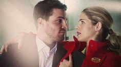 Arrow - Emily Bett Rickards - Felicity Smoak - Oliver Queen – Stephen Amell - Olicity