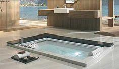 modelos de banheiros de luxo