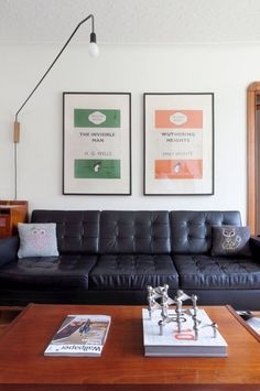 10 People Who Love Penguin Books Covers... Like, A Lot | Apartment Therapy