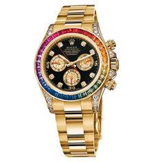 18k Gold Rolex
