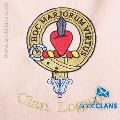 Clan Logan Custom Em