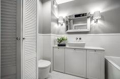 Styl nowojorski - mieszkanie projektantki | Proj. M-Projekty | IH - Internity Home
