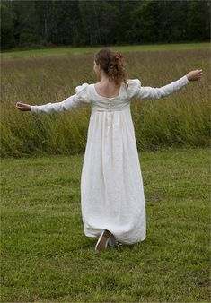 Regency Gown Pattern | Sense & Sensibility Patterns (Vintage inspired patterns from several eras)