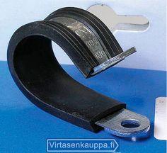 Putkenpitimet | Pipe holders - Laadukkaat pitimet. Virtasenkauppa - Verkkokauppa - Online store.