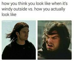 Nope, I know I look like a monster. But, Seb is always cute Funny Marvel Memes, Marvel Jokes, Dc Memes, Avengers Memes, Marvel Avengers, Funny Memes, Hilarious, Avengers Cast, Funny Quotes
