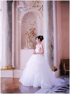 hayley paige gown sweet parisian elopement