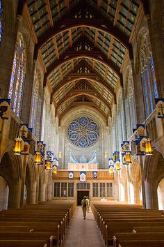 St. John's Cathedral (Spokane, WA) by wsmith, via Flickr
