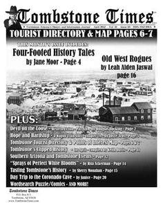 Tombstone Arizona ... Information