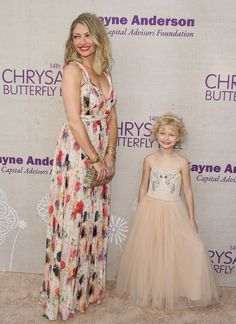 Eric Dane and Rebecca Gayheart Each Have Their Own Twin in Adorable Daughters: Eric Dane and his wife, Rebecca Gayheart, are the latest celebrities to have found their doppelgängers in their kids.