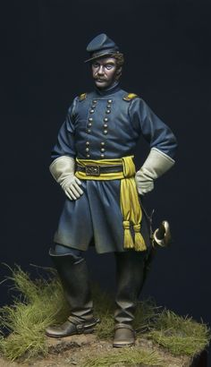 Union Cavalry Officer