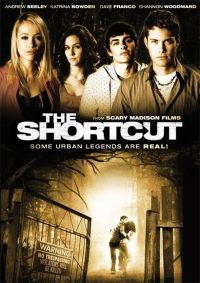 The Shortcut Happy Madison Productions, Minds Eye Entertainment with Shannon Woodward (Sabrina from Raising Hope), Kent Allen, Wendy Anderson, and Raymond J. Not bad and a fun little plot. Adam Sandler, Movies To Watch, Good Movies, Happy Madison Productions, Drew Seeley, Shannon Woodward, The Awful Truth, Friends Set, Urban Legends