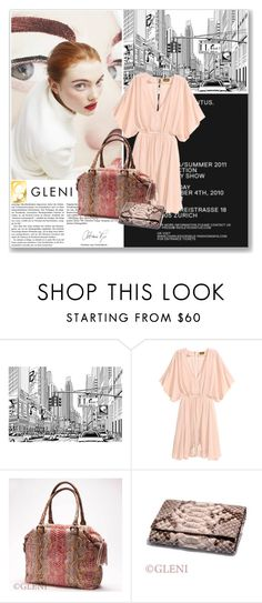 """""""Pink - Gleni"""" by becky12 ❤ liked on Polyvore featuring gleni and gleniboutique"""