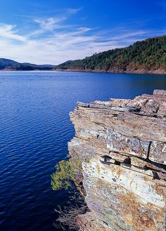Broken Bow Lake, Oklahoma! Absolutely gorgeous there!