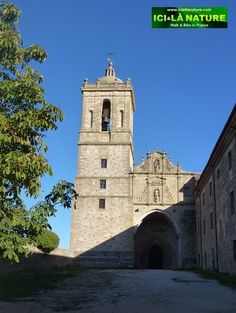On the way : Monastery of Iratxe, Ayegui, Spain