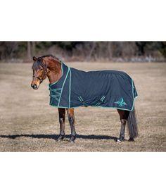 Neue HKM Shetty /& Pony Weidedecke mit Fleecefutter Gr #10449 75 85 95 105
