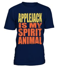 # APPLEJACK IS MY SPIRIT ANIMAL T-SHIRT An .  APPLEJACK IS MY SPIRIT ANIMAL T-SHIRTClick on drop down menu to choose your style, then pick a color. Click the BUY IT NOW button to select your size and proceed to order. Guaranteed safe checkout: PAYPAL   VISA   MASTERCARD   AMEX   DISCOVER.merry christmas ,santa claus ,christmas day, father christmas, christmas celebration,christmas tree,christmas decorations, personalized christmas, holliday, halloween, xmas christmas,xmas celebration, xmas…
