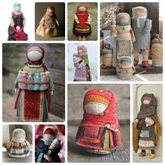 Here is a collection of the beautiful Russian Rag Dolls. There are links to each doll pictured plus links to sites to learn more about the dolls.