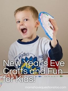 New Year's Eve Celebrations for Kids
