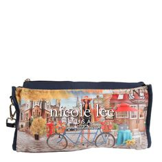 Nicole Lee – Bicycle Vintage Handbag