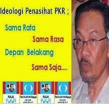 lamiafamilia (MY FAMILY): POLITIK : Anwar campur tangan pentadbiran Azmin?