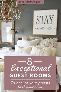 8 Exceptional Guest
