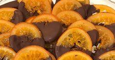 Υλικά 5 πορτοκάλια μέτρια περίπου στο ίδιο μέγεθος όλα και με λεπτή φλούδα 3 ποτήρια ζάχαρη 3 ποτήρια νερο1 στίκ βανίλιας 2 κουβερτούρε... Fruit, Kitchen, Easy, Food, Cooking, Kitchens, Essen, Meals, Cuisine