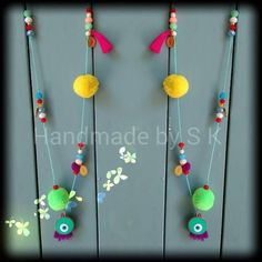 SKepiloges: DIY- Φτιάξε μόνη σου φουντάκια πανεύκολα για να δημιουργήσεις υπέροχα κοσμήματα! (ΒΙΝΤΕΟ)