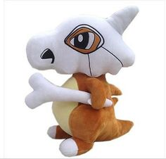 "Cubone Poke Plush (Large Size) - 12"" //Price: $23.95 & FREE Shipping //     #pokemonforever"