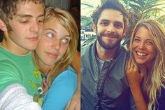 Thomas Rhett And Lauren Akins Prove The Ultimate Love Story