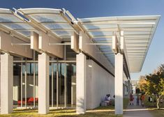 Kimbell Art Museum by Renzo Piano | architecture | Dezeen