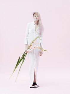 Eleonora Baumann for Used: 'Pale Haze' Spring/Summer 2013 by Alexandre Tabaste